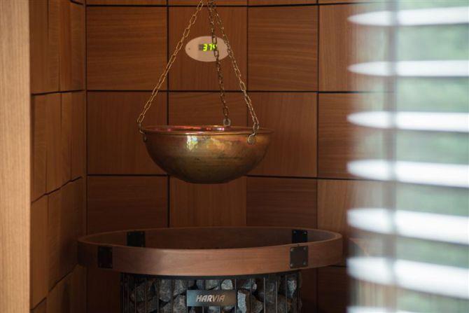 Sauna Absinthe 75°C