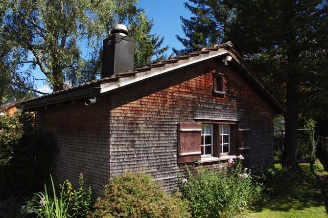 Chäshötte Sommer Bären - Das Gästehaus