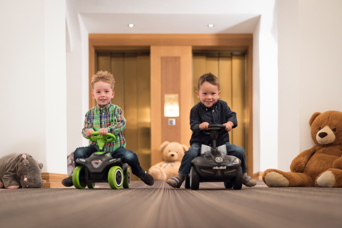Grand Hotel Kronenhof Kids