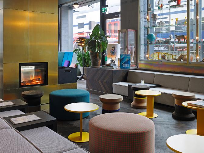 Cheminee Lounge