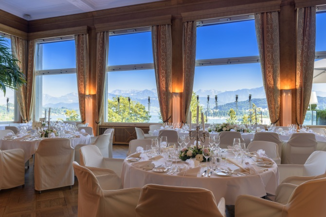 Scala Restaurant Wedding