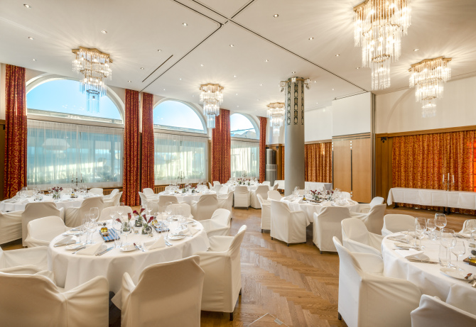 Art Deco Room Banquet