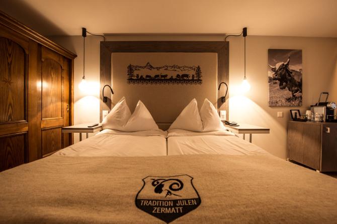Swiss Style Doppelzimmer