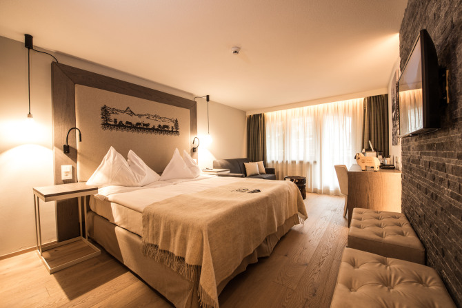Swiss Style Doppelzimmer Plus
