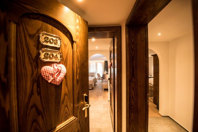 Swiss Style Familienzimmer