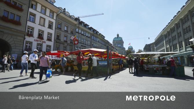 Bärenplatz Market