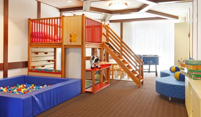 Kinderzimmer zum Spielen