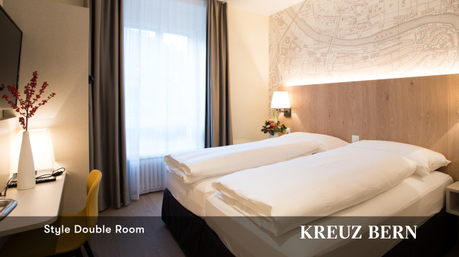 Style Double Room