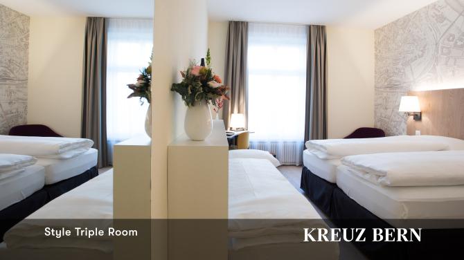 Style Triple Room