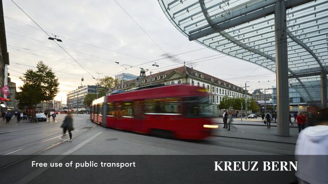 Freie Benützung der Öffentlichen Verkehrsmittel