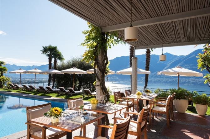 La Pergola - Pool Restaurant