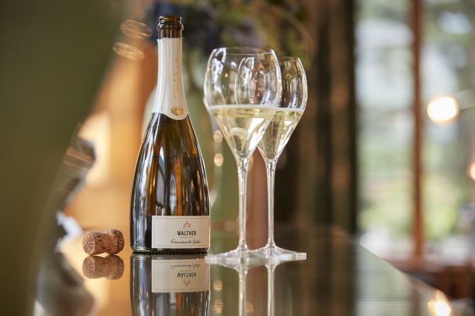 Walther-Franciacorta in Lobby