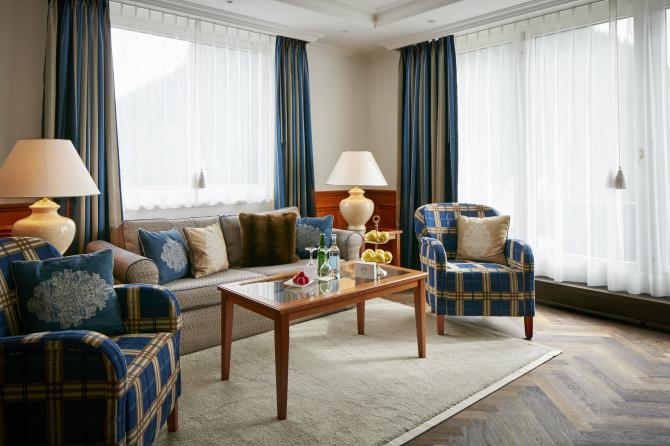 Sitzecke Suite