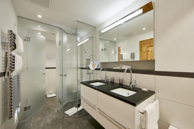 Badezimmer Juniorsuite
