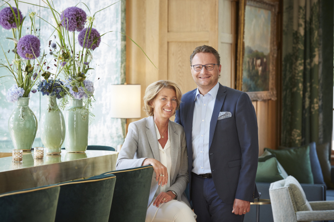 Anne-Rose und Thomas Walther