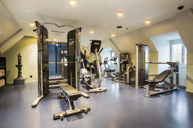 Gym / Fitnessbereich