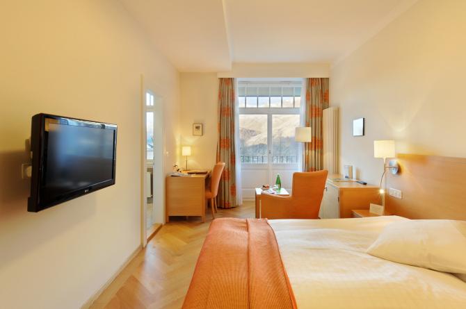 Doppelzimmer Klein modern