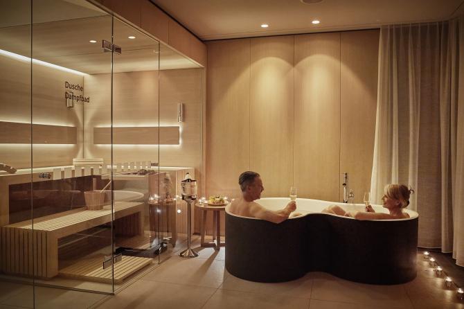 Private Spa Suite im EDEN SPA