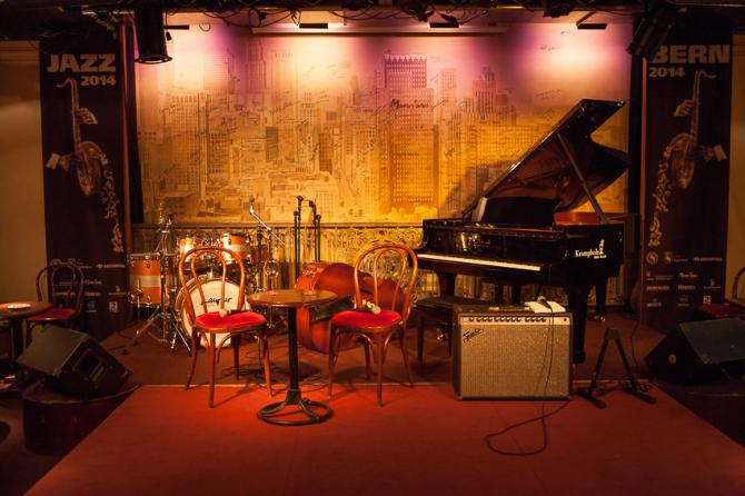 Bühne Marians Jazzroom
