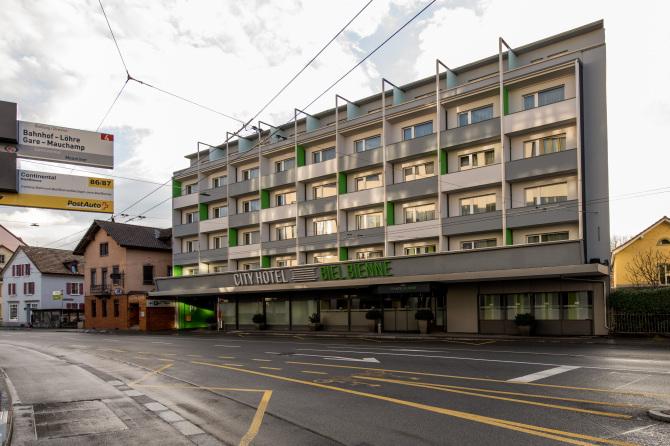 Cityhotel Biel Bienne