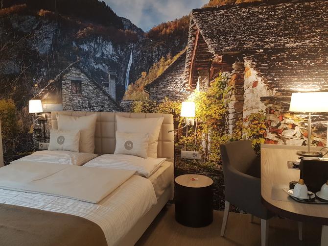 Doppelzimmer Premium Erdgeschoss