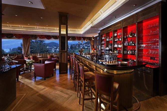 Hotel Eden Spiez - Bistro-Bar
