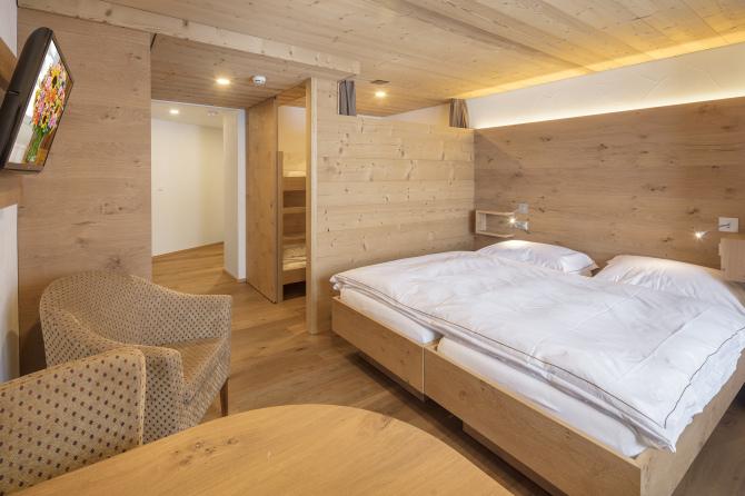 Mehrbettzimmer für 4 Personen