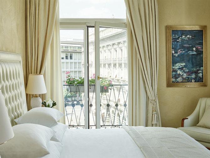 Savoy Paradeplatz Suite