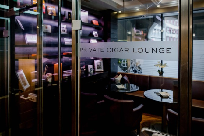 Private Cigar Lounge