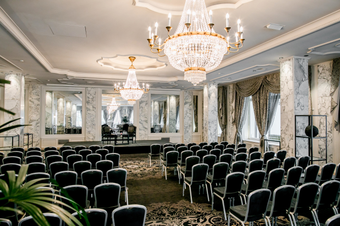 Salon Trianon 4