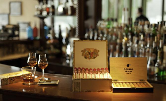 Bar Havana Deck