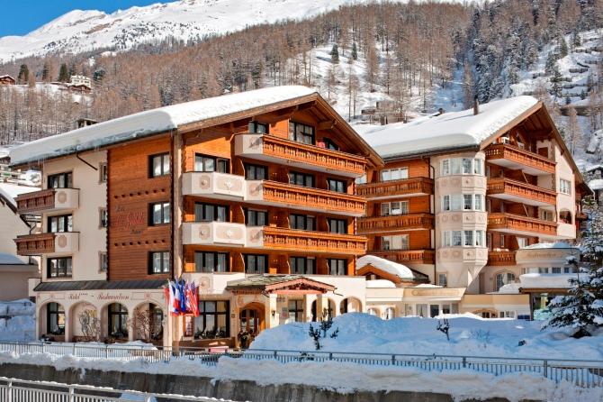 Hotel La Ginabelle Winter