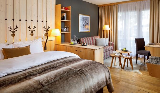 Doppelzimmer Alpenchic