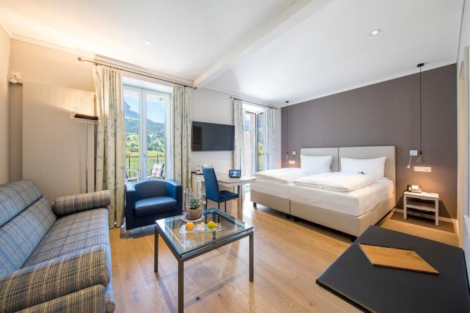 Classic Doppelzimmer Eiger