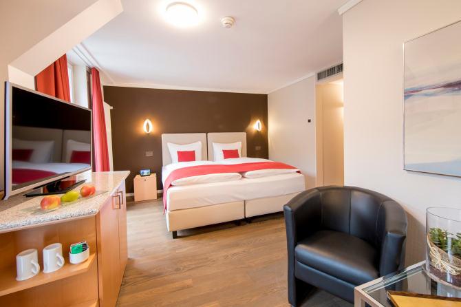 Standard Doppelzimmer Wetterhorn