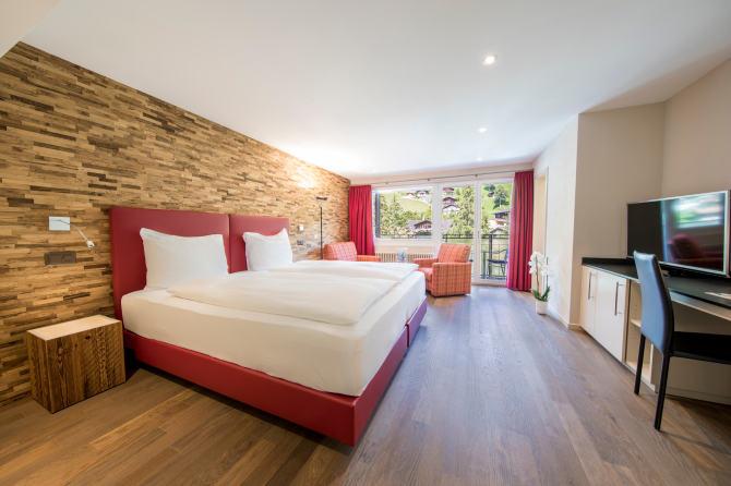 Classic Doppelzimmer Wetterhorn