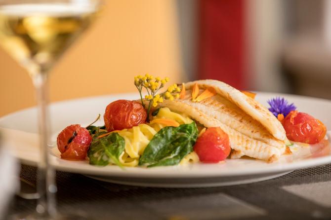 Restaurant Français: Genussreich essen in Grindelwald