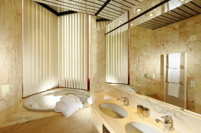Junior Suite Salle de bains