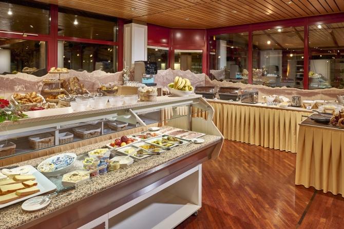 Brasserie La terrasse - Petit-déjeuner