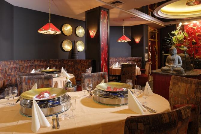 Restaurant thaïlandais La Coupole