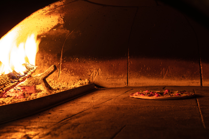 Pizzeria Caruso_Steinofen