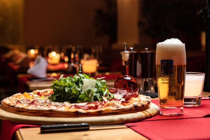 Pizzeria Caruso - Pizza