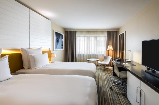 Classic Zimmer - Twin Betten