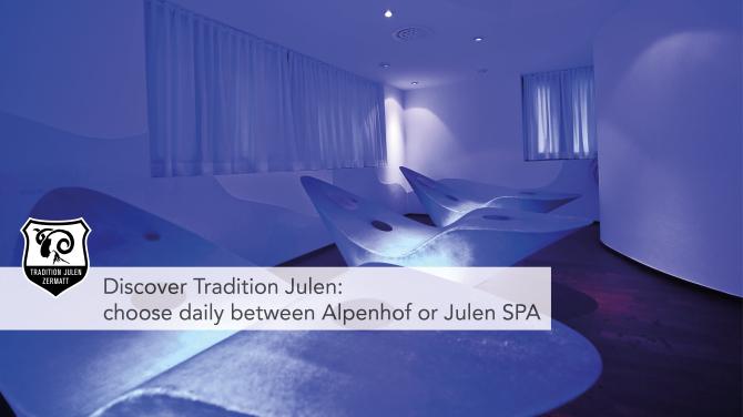 Wellness Around Tradition Julen