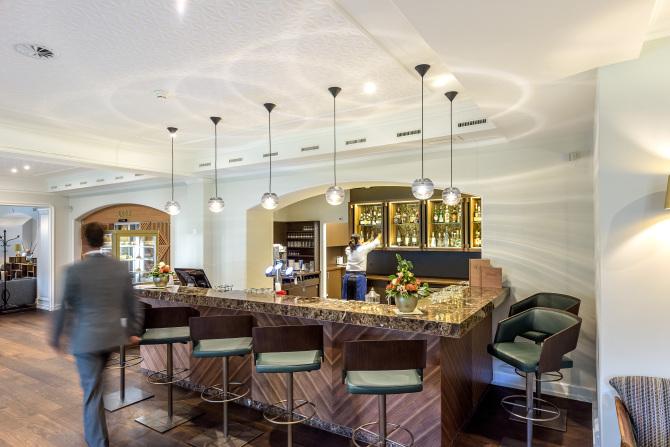 Hotelbar Kurhotel Im Park