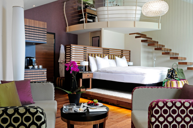 Penthouse Spa Suite