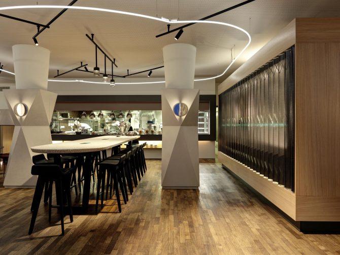 Restaurant im Sorell Hotel Zürichberg
