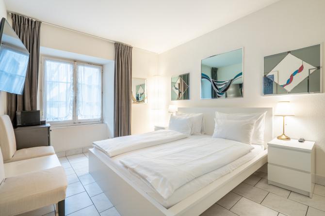 Altstadt Hotel Magic Luzern - Double Room