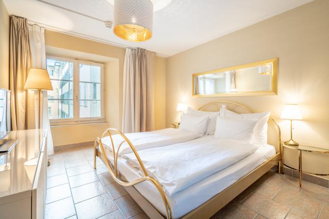 Altstadt Hotel Magic Luzern - Four Bedded Room