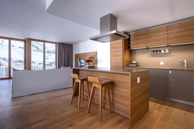 Residenz kitchen